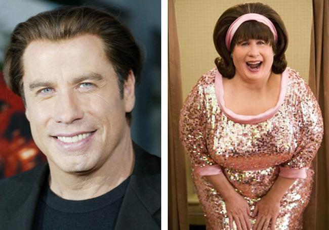 John Travolta Hairspray Autors: dzelksnis Celebrity Movie Transformations