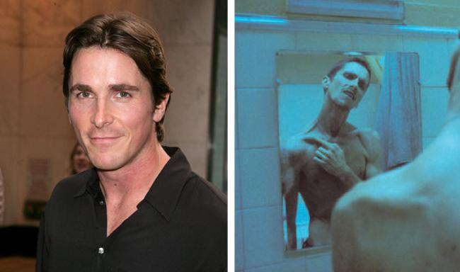 Christian Bale The Machinist Autors: dzelksnis Celebrity Movie Transformations