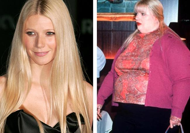Gwenyth Paltrow Shallow Hal Autors: dzelksnis Celebrity Movie Transformations