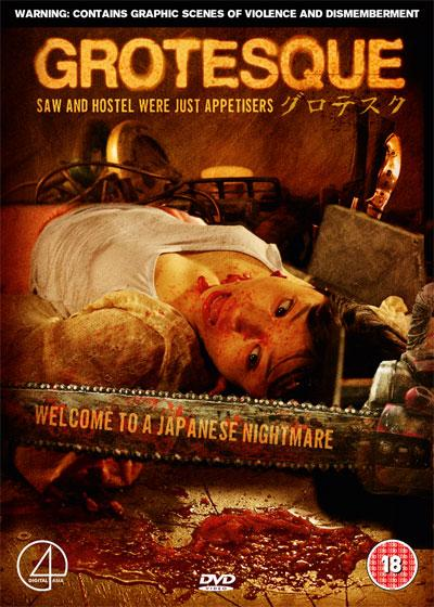 GrotesqueGrotesque ir 2009... Autors: Moonwalker Filmas, kuras aizliedza