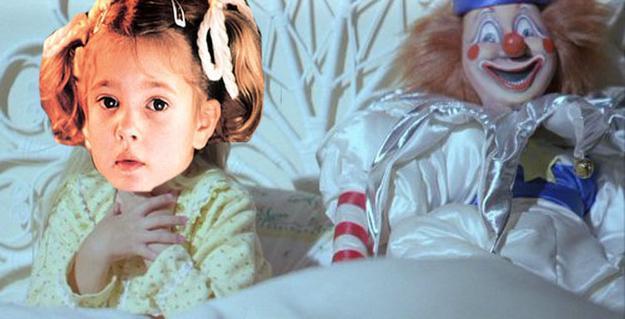 Drū Berimora Drew Barrymore... Autors: tifaanija *Interesanti Fakti par Šausmu filmām!
