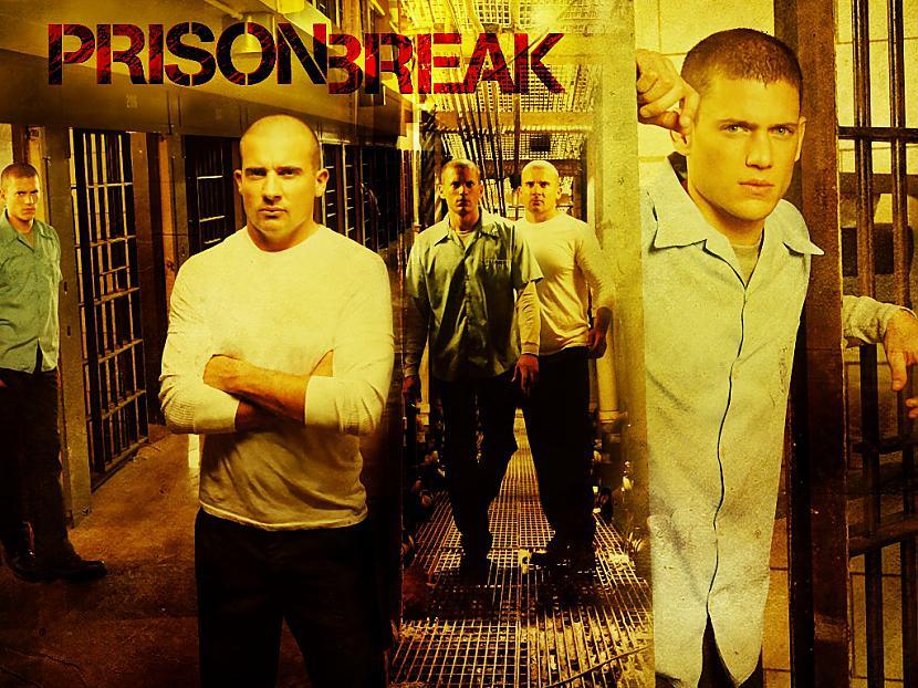 Prison BreakScaronis seriāls... Autors: viesiic Interesanti fakti par seriāliem