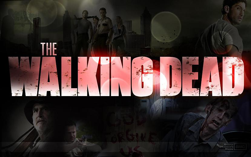 The Walking DeadOtrās... Autors: viesiic Interesanti fakti par seriāliem