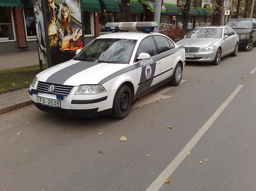 VW passat b5 Autors: artursk2008 Policijas pravietošanas līdzeklis Latvija!
