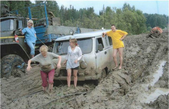Autors: artursk2008 Neparvērte savu auto caurejamību!