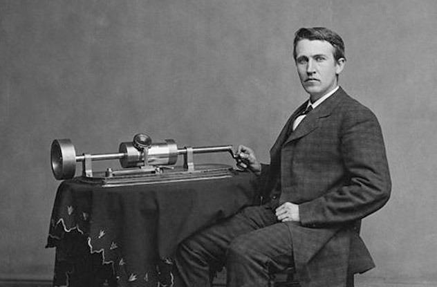 Tomasa Edisona... Autors: Mūsdienu domātājs Ģēniji, kas šokē pasauli!