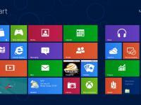 Windows 8 taustiņu kombinācijas