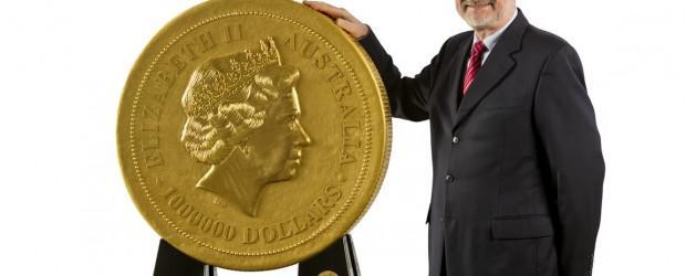 Pasaules lielākā zelta... Autors: Āboltiņa 10 lielākās lietas pasaulē!
