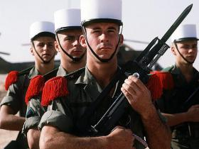 Franču leģions. (The French Foreign Legion)