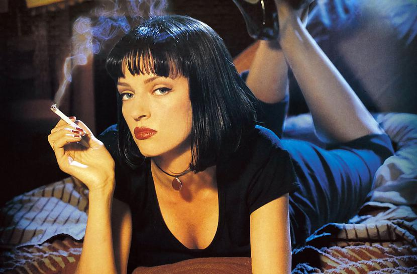 Filmā PULP FICTION F vārds... Autors: MJ Patiesie fakti par filmām!