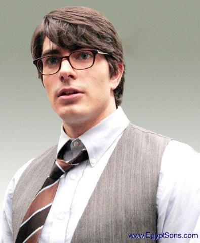 brandon routh clark kent - 494×600