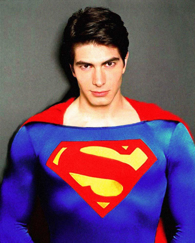 brandon routh superman - 800×998