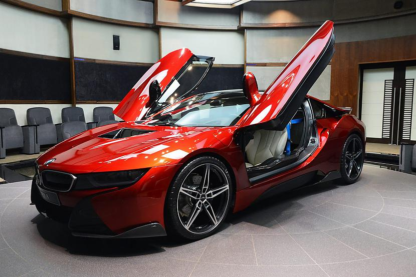 Autors: begimots52 BMW i8