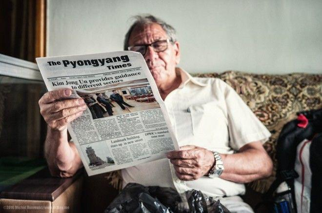 Ziemeļkorejas avīze... Autors: Lestets Fotogrāfijas, par kurām nošauj