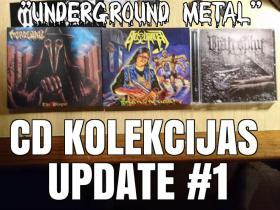 ''Underground Metal'' CD Kolekcijas Update #1