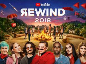 «Youtube Rewind» 2018. gada video ir klāt