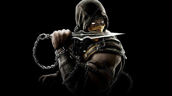 Mortal Kombat X Final Round. Scorpion VS Erron Black FATALITY