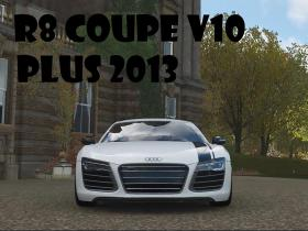 Forza Horizon 4: Audi R8 Coupe V10 Plus 2013
