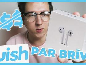 Apple Airpods par 1$? Lēti produkti no Wish.com
