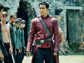 Seriāli: Into the Badlands