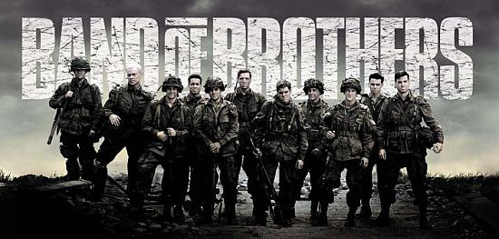 Seriāli: Band of Brothers
