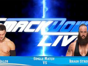 WWE SMACKDOWN 14.02.2020