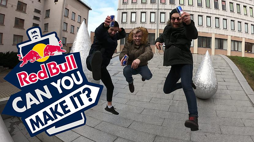 Red Bull Can You Make It 2020 - Triple power (Latvia)