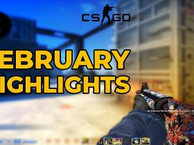 Too much Scout? February CS:GO Highlights